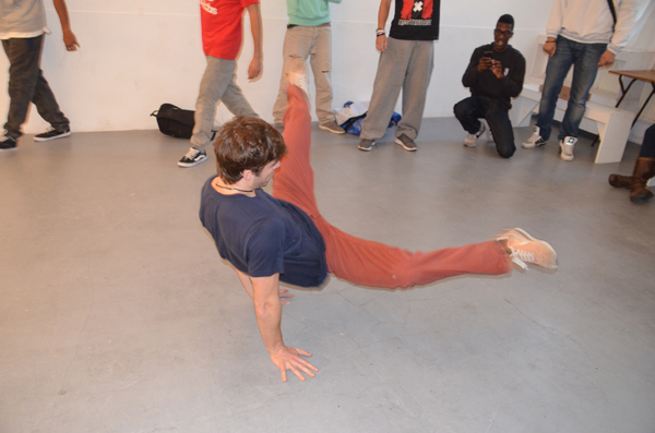 Break Dance Workshops