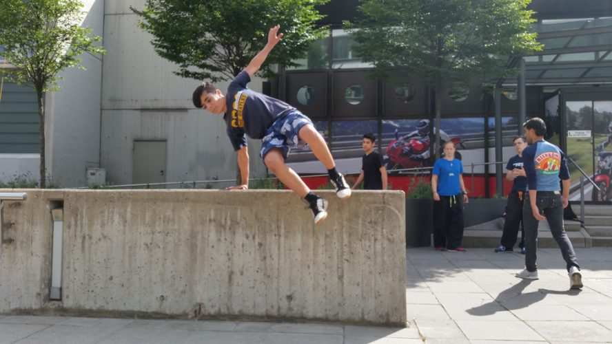 Parkour Workshops