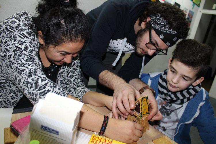 Wichtig ist, die Kinder zu beteiligen - Engagement in der AG Grenzenlos des Jugendwerks der AWO