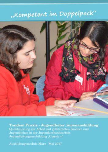 Qualifizierung von Vereinsaktiven und jungen Geflüchteten im Tandem