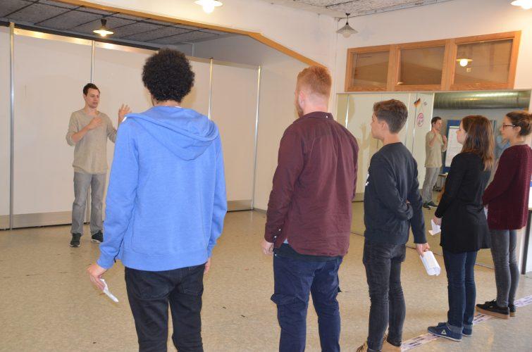 Interkulturelles Teamerlebnis -Die Praxisphasen in der Tandem Juleica